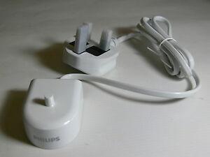 NEU Philips HX6100 Elektrische Zahnbürste UK Ladegerät - Kostenloss Versand!!!