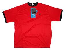 Canari Cruiser Cycling Jersey Mens XXL 2X 2XL Short Sleeve Red runs big