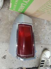 1985-1989 Lincoln Towncar Town Car Driver left Taillight Tail Light OEM grey