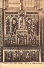CÖLN - DOM - altar in der Dreikönigen - kapelle -
