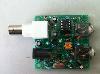 New QRP Pixie CW DIY Kit , a simple 40 meter band radio transceiver, 7.023 MHZ