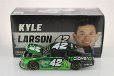 KYLE LARSON #42 2019 CLOVER COLOR CHROME 1/24 SCALE IN STOCK NEW FREE SHIPPING