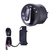 Scheinwerfer Licht Sensor Schalter für VW Jetta Golf MK5 Passat B6 Tiguan Rabbit