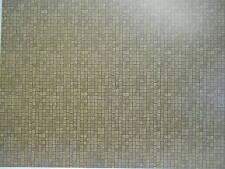 Busch 7427 Naturstein Pflaster realist. Oberfläche 2 Platten  21,0 x14,8 cm HO