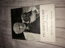 Picasso & Lump A Dachshund's Odyssey Duncan David Douglas Hard Cover Book