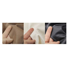 Neotrims FAUX LEATHER PU PVC AirtexFabric, Water Resistant Stretch Soft Material