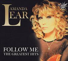 AMANDA LEAR - CD - FOLLOW ME - THE GREATEST HITS