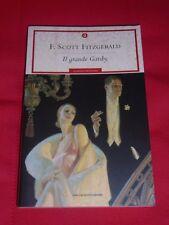 LIBRO IL GRANDE GATSBY - FRANCIS SCOTT FITZGERALD