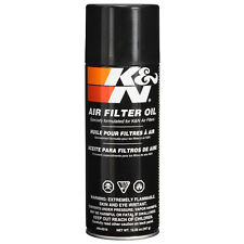 K&N 99-0516 Air Filter Recharge Oil 12.25 oz. Aerosol Spray Can For K&N Filters
