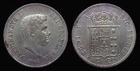 pci1170) Napoli Regno delle Due Sicilie Ferdinando II Piastra 120 gr 1842