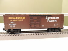 Lionel # 81340 Southern Pacific - Hydra-Cushion For Fragile Freight Box Car