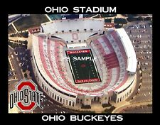 Ohio Buckeyes - OHIO STADIUM - Flexible Fridge Magnet