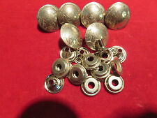 """Snaps: 6 Real Coin Dateless """"Indian"""" Nickles,"""