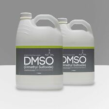 2 Gallons- Liquid DMSO- 99.99% Pure Non Diluted, Odor Less, BPA Free Jug