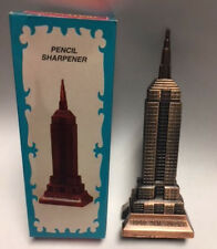 EMPIRE STATE BUILDING NEW YORK CITY BRONZE PENCIL SHARPENER NEW
