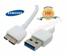 Original Genuine Samsung Galaxy Note 3 S5 Micro USB 3.0 Data Charger Cable Cord
