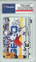 Ryan Strome New York Rangers Signed 2019-20 Upper Deck Series 1 Hockey #87 Card