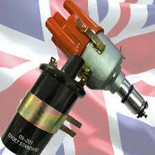 VW Beetle & Camper Stealth Electronic Distributor as Bosch 009 + ACU101 X