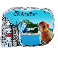 Gibraltar Fridge Magnet Souvenir Gift Collection