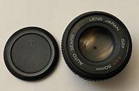 Auto Sears MC 50mm F1.7 Pentax K PK Mount Prime Lens For SLR/Mirrorless Cameras