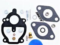 Carburetor Kit fits IHC Farmall Super A C tractor with 11115 11340  C25