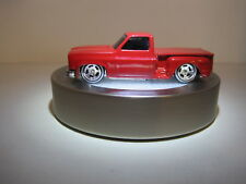 Hot Wheels Fully Customized '83 Chevy Silverado into an Stepside Pickup, Diecast