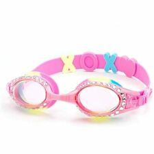 New listing Yuenree Girls Goggles Swimming Kids - Bling For Ages 3-14 No Leak, Anti-Fog, Uv