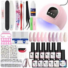 UR SUGAR UV Gel Nail Polish Kit Starter Manicuring LED Nail Lamp Top Coat Tools