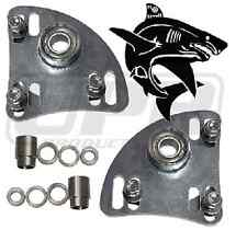 1994 1995 1996 1997 1998 1999 2000 Mustang Steel Shark Caster Camber Plates LOOK
