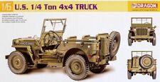 Dragon 75020 1/6 US 1/4 T Willis Jeep militaire