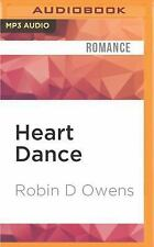Celta: Heart Dance 6 by Robin D. Owens (2016, MP3 CD, Unabridged)