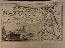1736 1st ed EGYPT Alexander the Great Wars GREECE Persia Syria MAPS Mesopotamia