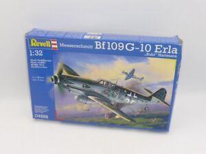 Revell Kit 04888 - Messerschmitt Bf109G-10 Erla Plastic 1:32 Scale kit