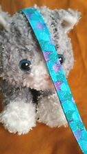 """""""New"""" Fabric Cat Collar - Do You Have A Mermaid Kitty? Make A Splash"""