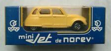 Norev Mini Jet Citroen Dyane Jaune N° 301885