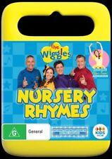 Wiggles, The - Nursery Rhymes (DVD, 2017) (Region 4) Aussie Release