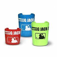 Hitting Jack-it Weighted Bat Jacket Set (9oz, 12oz & 16oz) 3 Pack