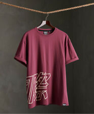 Superdry Herren International Kanji T-Shirt