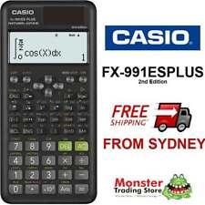 CASIO SCIENTIFIC CALCULATOR FX-991 FX991 FX-991ESPLUS-2 WARRANTY NEW MODEL