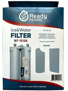 Ready Filters - WF-1510A - Ice & Water Filter - Kenmore, Frigidaire, Electrolux