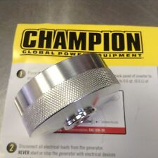 CHAMPION Model #100158  2800W INVERTER GENERATOR EXTENDED RUN FUEL CAP