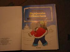 Das große Benjamin Blümchen Weihnachtsbuch Weihnachtsgeschichten Basteln Gedicht