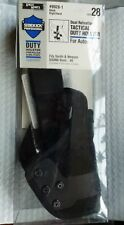 Uncle Mike's Sidekick Dual Retention Duty Holster sz 28 ~ S&W Sigma ~  Tactical