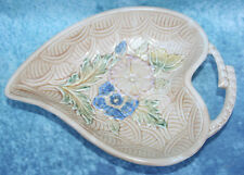 Vintage Arthur Wood Pottery Heart Shaped Dish made in England