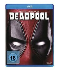 Deadpool Blu-ray NEU OVP Ryan Reynolds (Dead pool)
