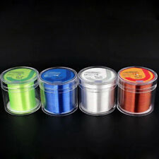 500m Monofilament Lake Sea Nylon Fishing Lines Super Strong Lines Durable Tools