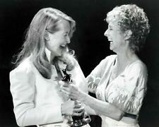 Meryl Streep & Cloris Leachman [1046466] 8x10 photo (+ other sizes inc Poster)