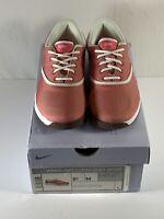Nike Lunar Duet Sport Womens Golf Shoes Size 8.5 Red MSRP $100
