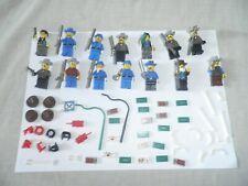 Lego : lot n°2 de 15 figurine et accessoires pour western ,légoredo et autre