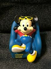 Vintage Mickey Mouse AM Radio by Radio Shack, Model: 12-910
